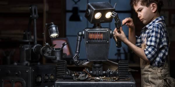 Продолжается запись в группы Робототехника Lego