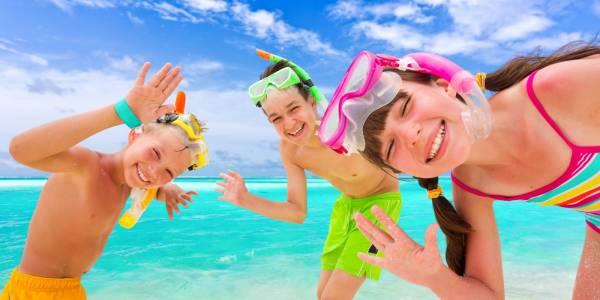 Летний лагерь на море по супер цене всего 24 100* руб!